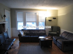 Newton Apartment for rent 6 Bedrooms 2 Baths  Chestnut Hill - $6,000