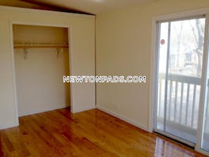 Newton Apartment for rent 3 Bedrooms 1.5 Baths  Newton Centre - $2,600