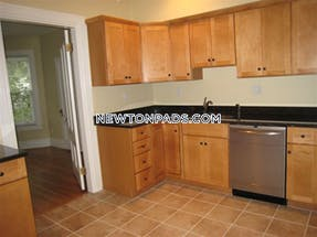 Newton Apartment for rent 5 Bedrooms 2 Baths  Newtonville - $5,500