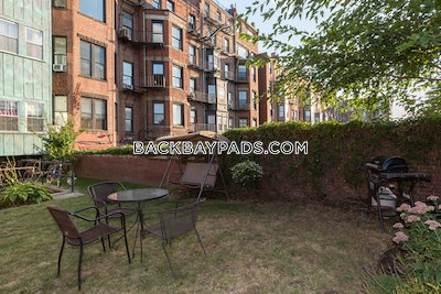 1 Bed 1 Bath - Boston - Back Bay $2,900
