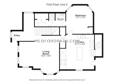 Medford Apartment for rent 6 Bedrooms 5 Baths  Tufts - $6,000
