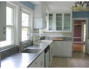 Newton Apartment for rent 5 Bedrooms 2 Baths  Chestnut Hill - $4,500