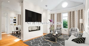 Newton Apartment for rent 2 Bedrooms 2.5 Baths  Chestnut Hill - $5,635