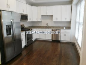 Newton Apartment for rent 4 Bedrooms 4 Baths  Lower Falls - $4,500