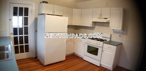 Newton 3 Bed 1 Bath NEWTON  Newton Corner - $2,500