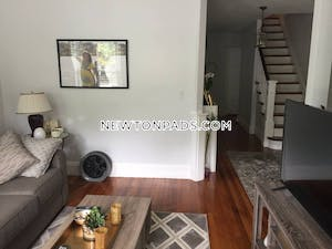 Newton Apartment for rent 4 Bedrooms 2 Baths  Newtonville - $3,400