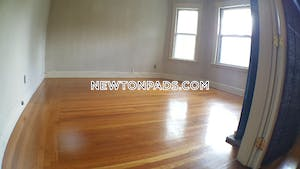 Newton Apartment for rent 3 Bedrooms 1 Bath  Newtonville - $2,600