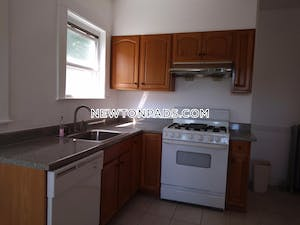 Newton Apartment for rent 3 Bedrooms 1 Bath  Upper Falls - $2,400